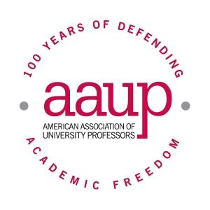 AAUP 100 Years Logo 2